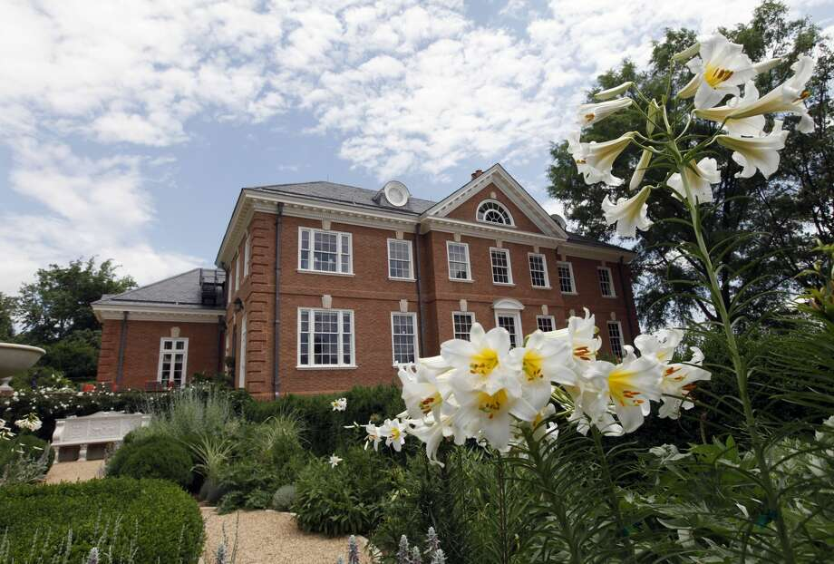 This Tuesday June 1, 2010 file photo shows the former Albemarle House, which was purchased by the Trump Organization in 2012, and is now used as a hotel as part of the Trump Winery in Charlottesville, Va. Photo: Steve Helber/AP