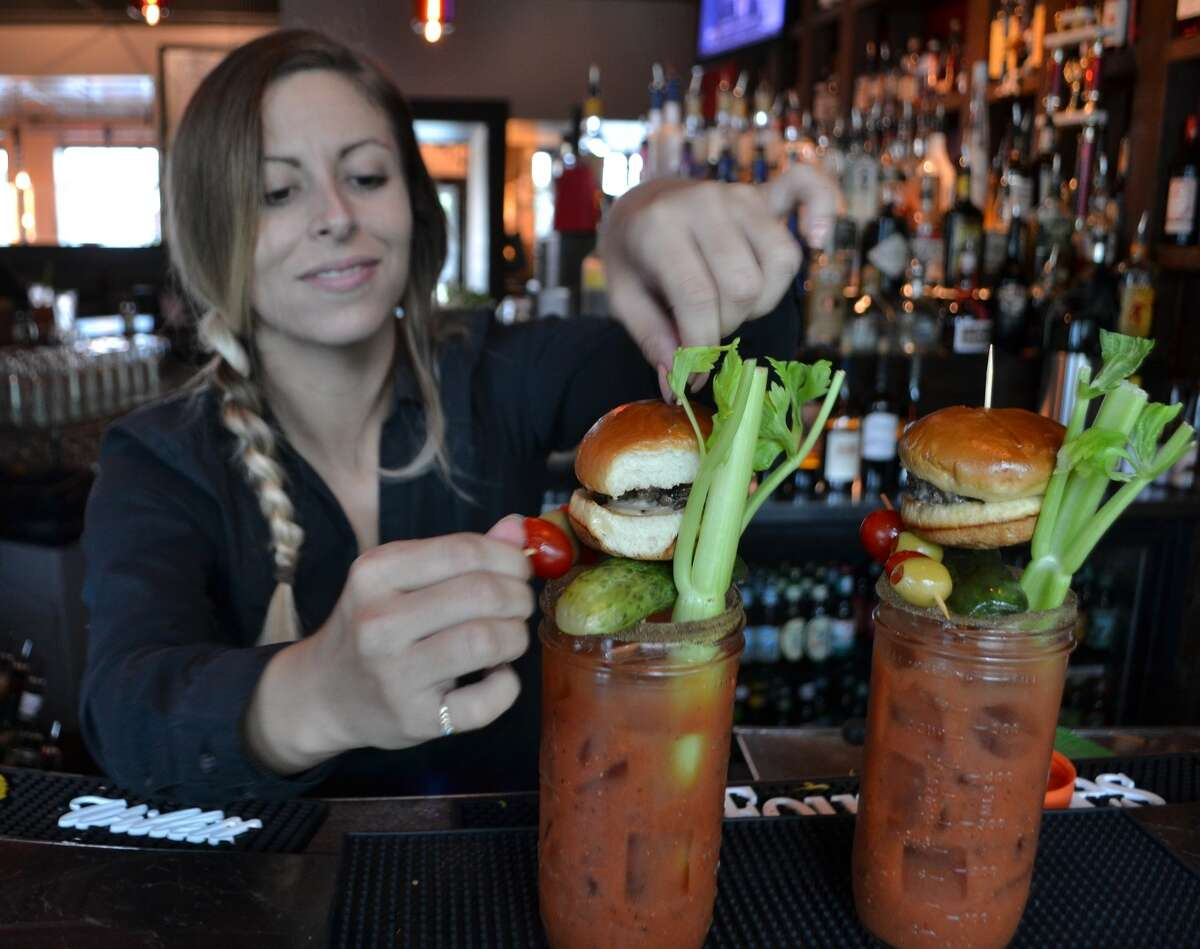 Where to celebrate National Bloody Mary Day in Southwest Connecticut Plan B Burger - Fairfield, Milford, Stamford