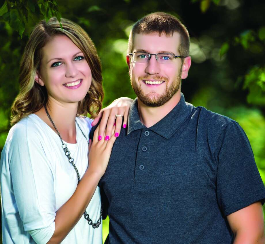 Jason Wessels and Amanda Sowders