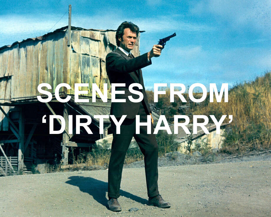 "Take a look back at Clint Eastwood in ""Dirty Harry."""