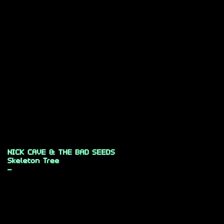 Cover image for The Skeleton Tree an album by Nick Cave
