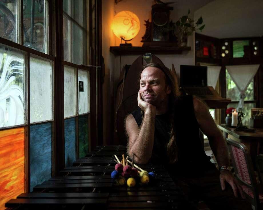 Thor Harris Photo: Tamir Kalifa, Freelance / Tamir Kalifa