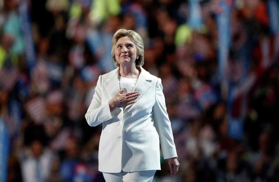 Did Hillary Clinton get a fair shot at the presidency? Photo: Paul Sancya, STF / Copyright 2016 The Associated Press. All rights reserved. This material may not be published, broadcast, rewritten or redistribu