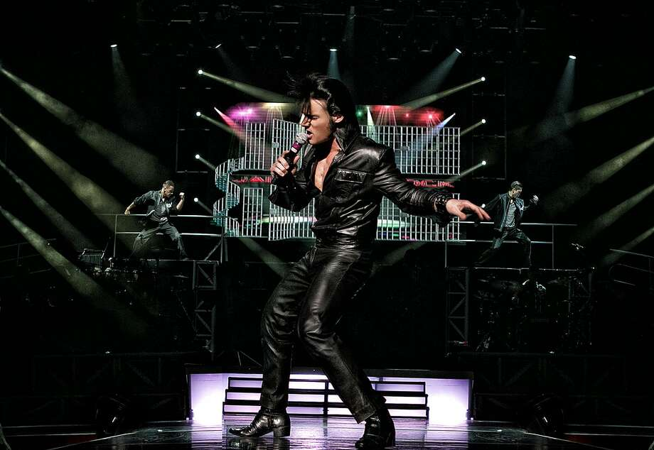 """Elvis Presley will be represented among the stars in the """"Legends in Concert"""" show through Sunday, Jan. 1, at Foxwoods Resort Casino. Photo: Legends In Concert / Contributed Photo"""