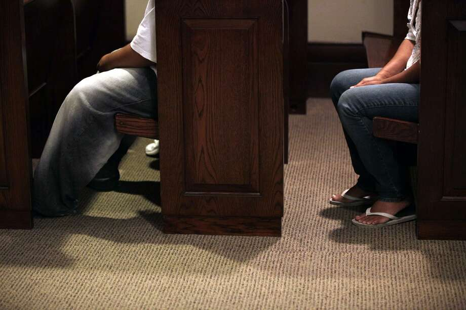 The local judiciary has been singled out for establishing mental health courts to deal with adults and juveniles in need of mental health services. Photo: JERRY LARA /San Antonio Express-News / glara@express-news.net