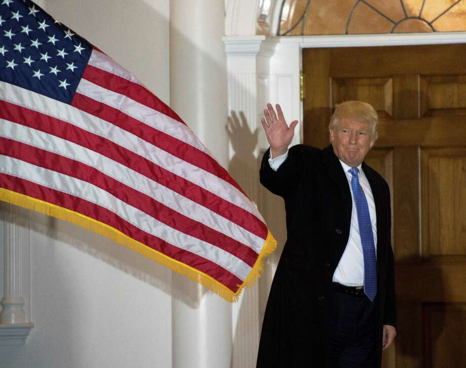 The very day that the Electoral College officially affirmed Donald Trump's victory, the world exploded. One after another, whether connected or not, possible terrorists staged attacks in three countries. The presidency awaits. Photo: DON EMMERT /AFP /Getty Images / AFP or licensors