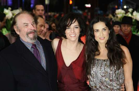 BERLIN - FEBRUARY 11: Actors Rip Torn, Parker Posey and Demi Moore attend the premiere for 'Happy Tears' as part of the 59th Berlin Film Festival at the Berlinale Palast on February 11, 2009 in Berlin, Germany.  (Photo by Andreas Rentz/Getty Images) *** Local Caption *** Rip Torn;Parker Posey;Demi Moore Photo: Andreas Rentz, Getty Images / 2009 Getty Images