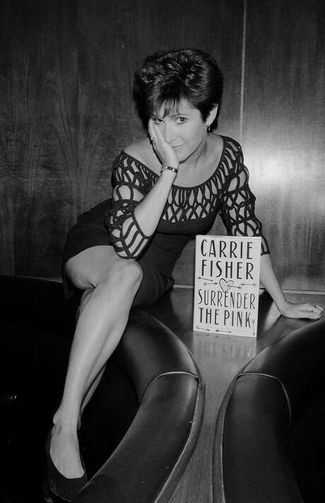 Carrie Fisher  Photo: Time & Life Pictures, The LIFE Picture Collection/Getty Images