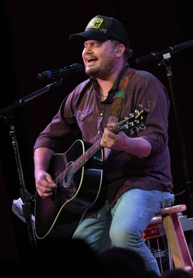"""Randy Rogers (pictured) & Wade Bowen """"Hold my Beer"""" Album Release Party at City Winery Nashville on March 24, 2015 in Nashville, Tennessee.  (Photo by Rick Diamond/Getty Images) Photo: Rick Diamond, Staff / Getty Images / 2015 Getty Images"""