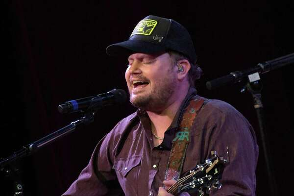 """Randy Rogers (pictured) & Wade Bowen """"Hold my Beer"""" Album Release Party at City Winery Nashville on March 24, 2015 in Nashville, Tennessee.  (Photo by Rick Diamond/Getty Images)"""