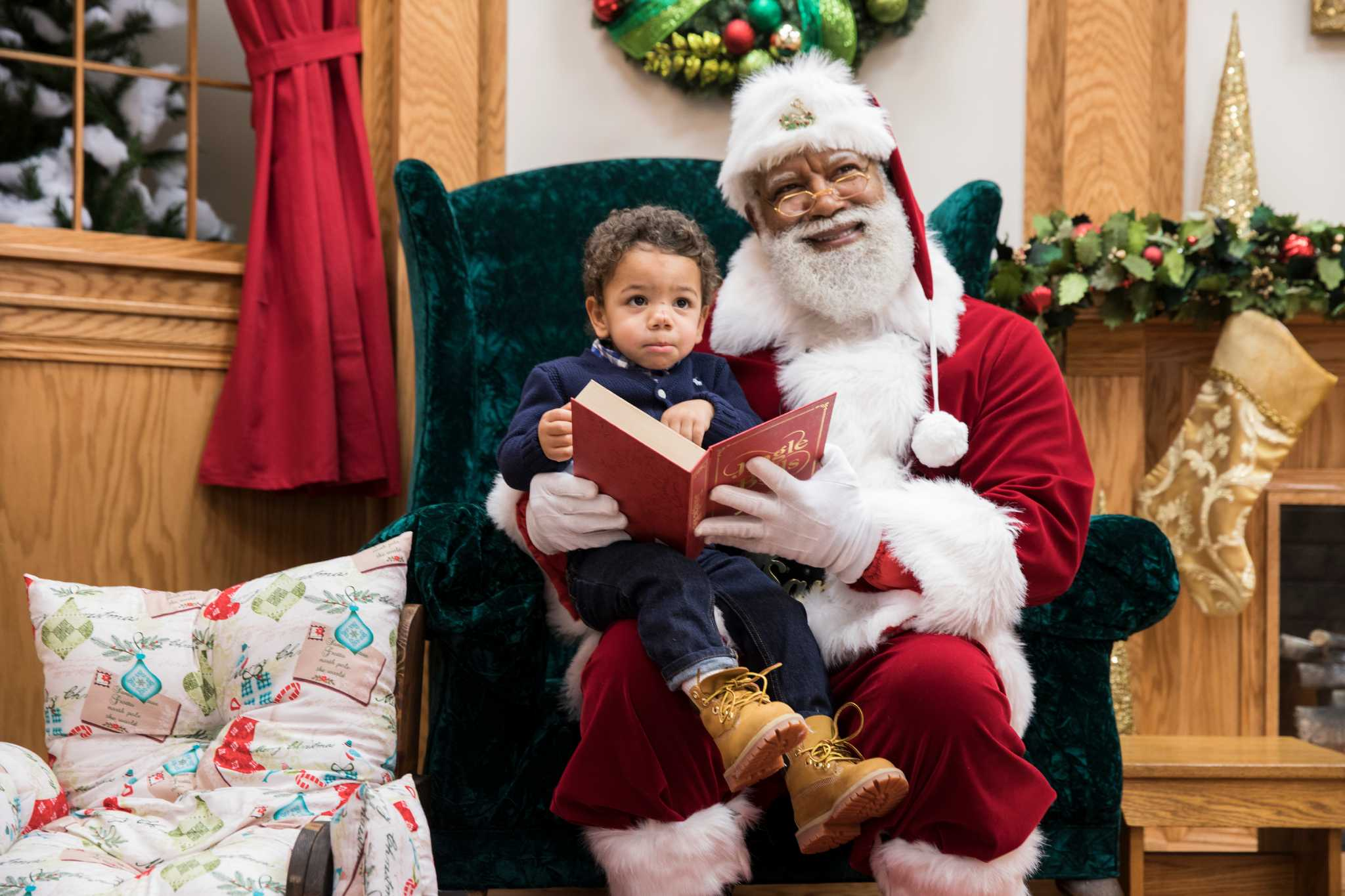 The ultimate guide to seeing Santa Claus in Houston 2019 - Chron