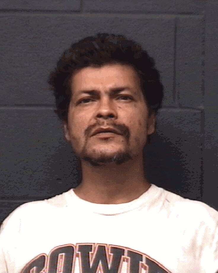 MADRIGAL, CARLOS (W M) (48) years of age was arrested on the charge of CRIMINAL MISCHIEF >=$100 Photo: Courtesy