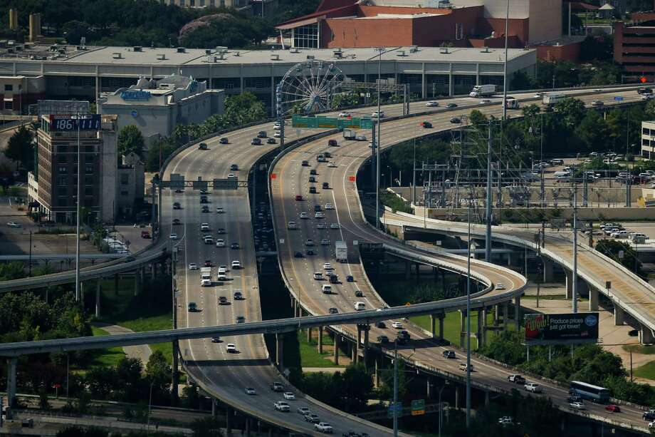 >> See which Houston transportation projects are expected to finish in 2018. Photo: Michael Ciaglo, Staff / © 2016  Houston Chronicle