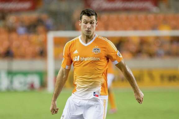 Forward Will Bruin had six Major League Soccer playoff goals during his six-year Dynamo stint.