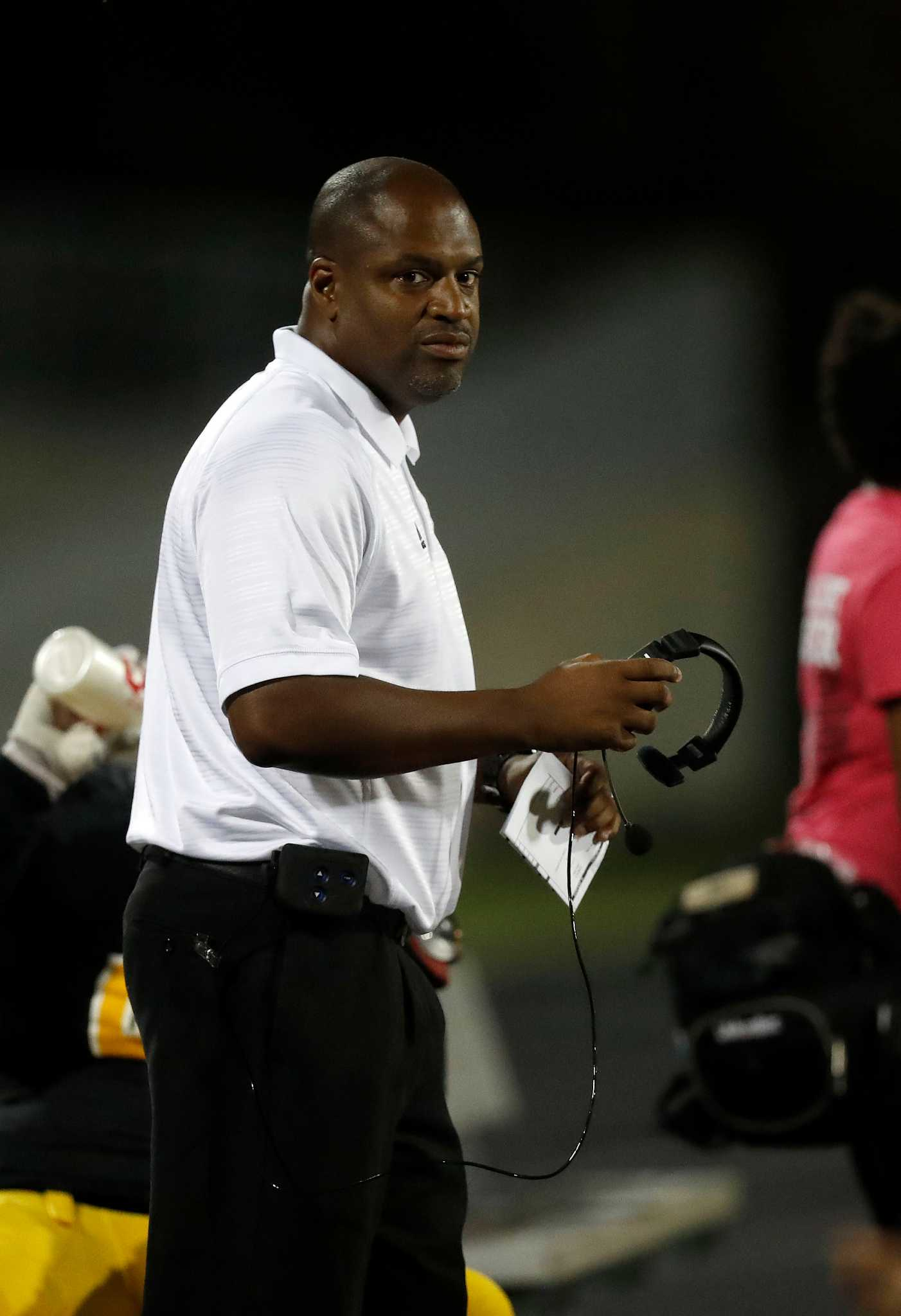 Fort Bend Marshall S James Williams Named Agh Coach Of The