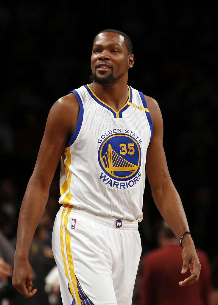 American professional basketball player Kevin Durant