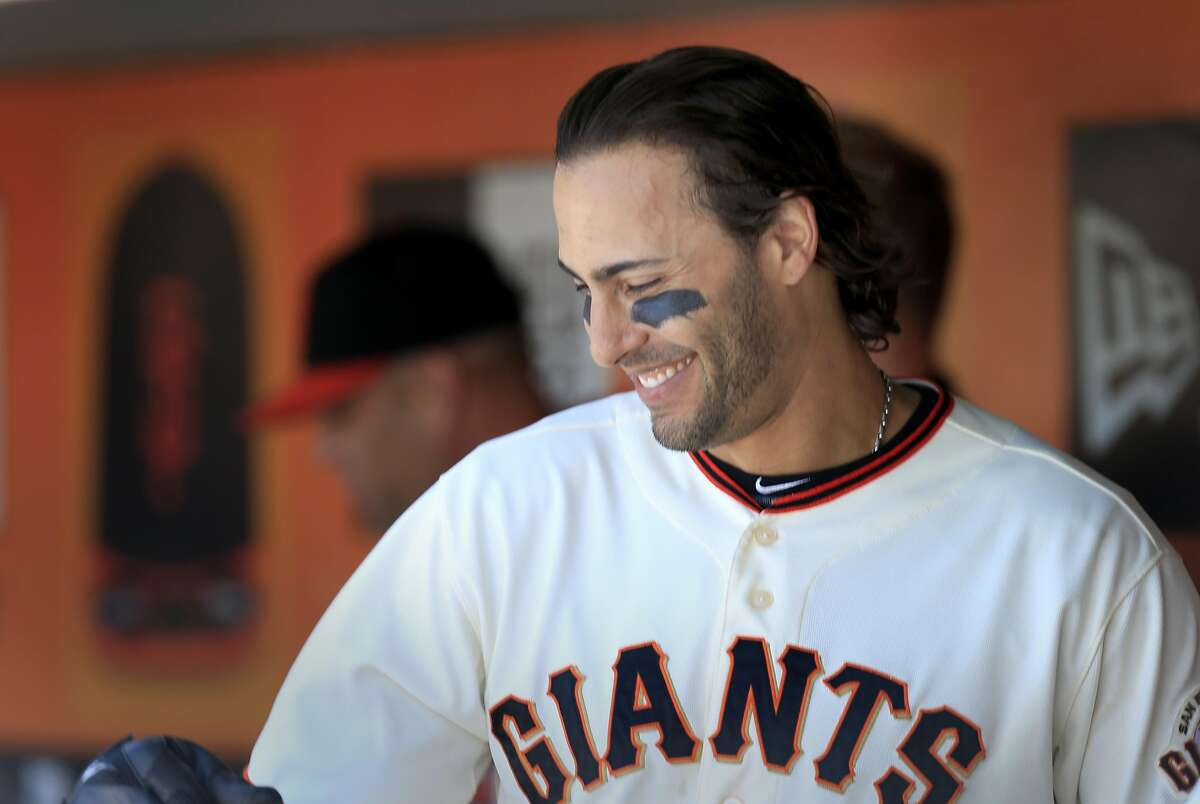 Michael Morse was a key part of the Giants' 2014 championship run.