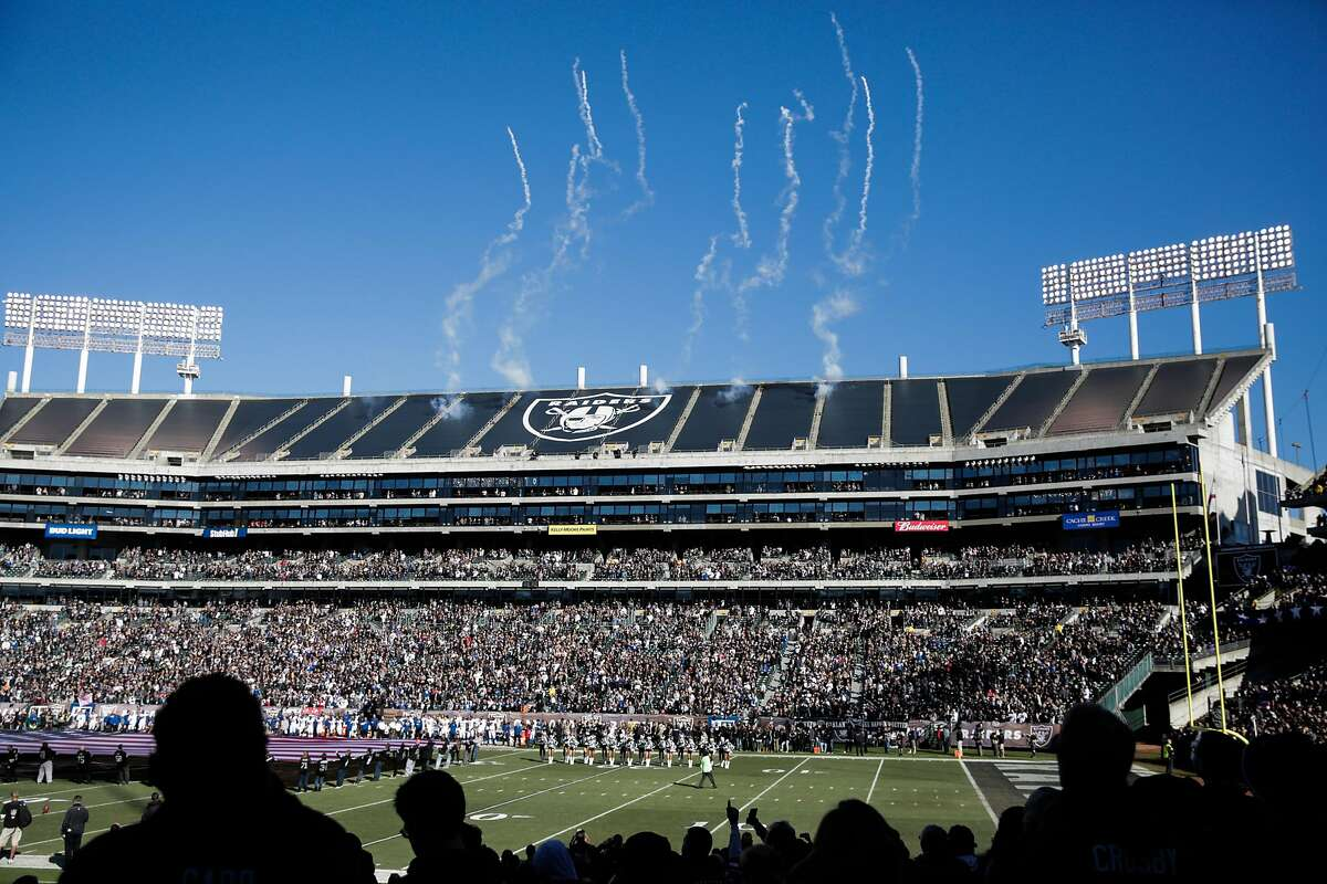 """""""We're barely breaking even now,"""" said Scott McKibben, executive director of the Oakland-Alameda County Coliseum Authority, a public arm of the city and county that owns and manages the Coliseum and Oracle Arena properties."""