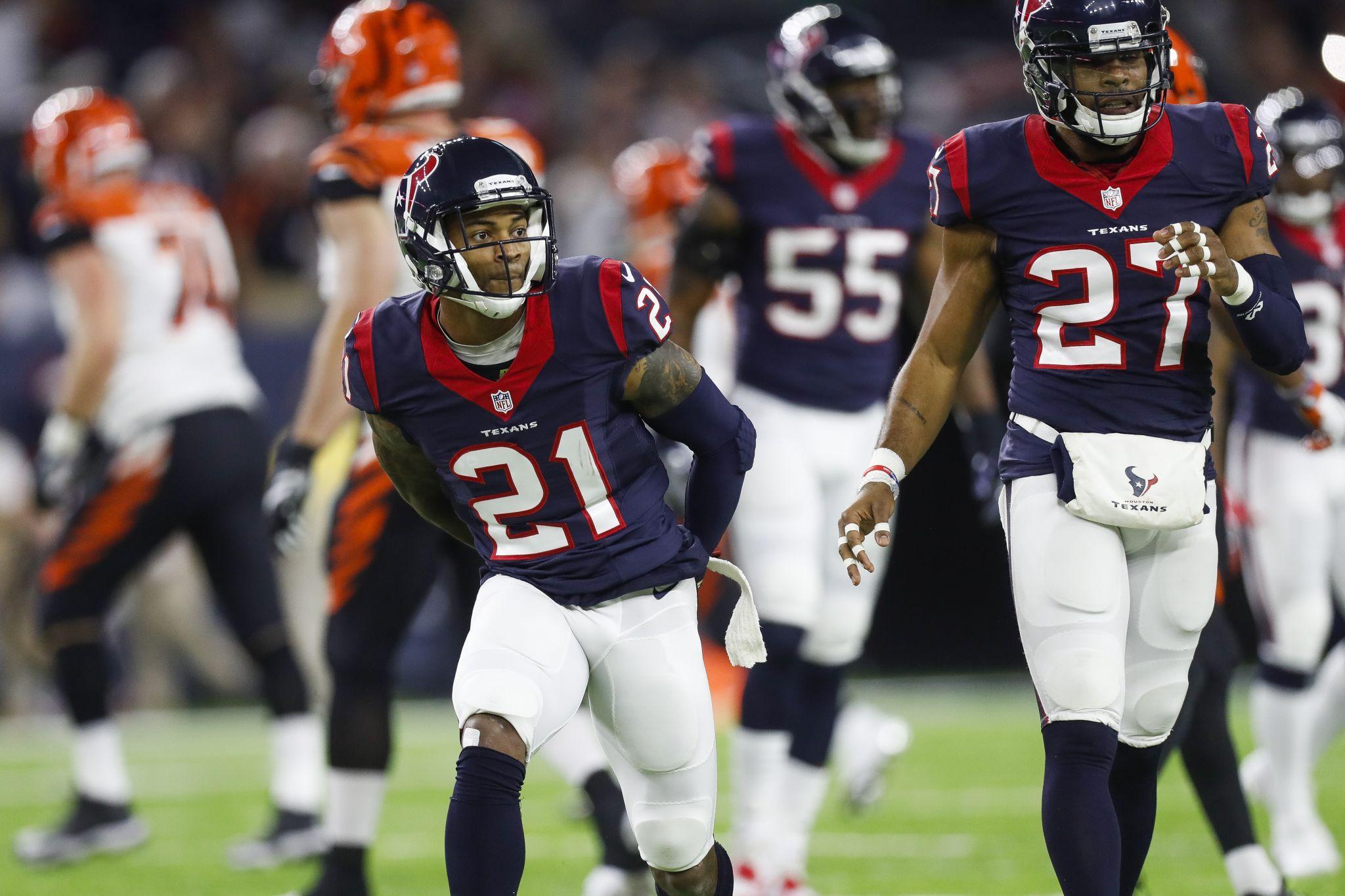 Growing buzz surrounds Texans cornerback A J Bouye Houston