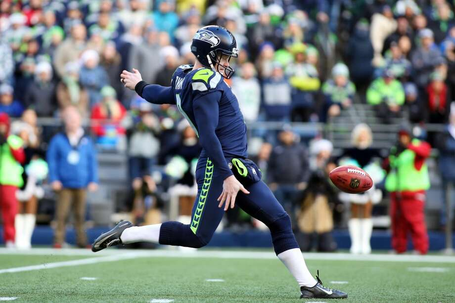 Longtime Seahawks punter Jon Ryan is headed home, as he officially signed with the CFL's Saskatchewan Roughriders on Tuesday.  Photo: GENNA MARTIN/SEATTLEPI.COM, G