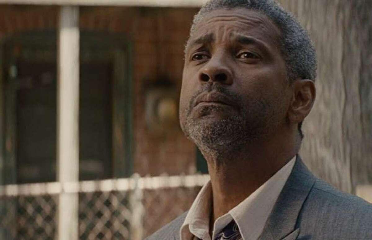 Best Actor: Denzel Washington in FENCES.