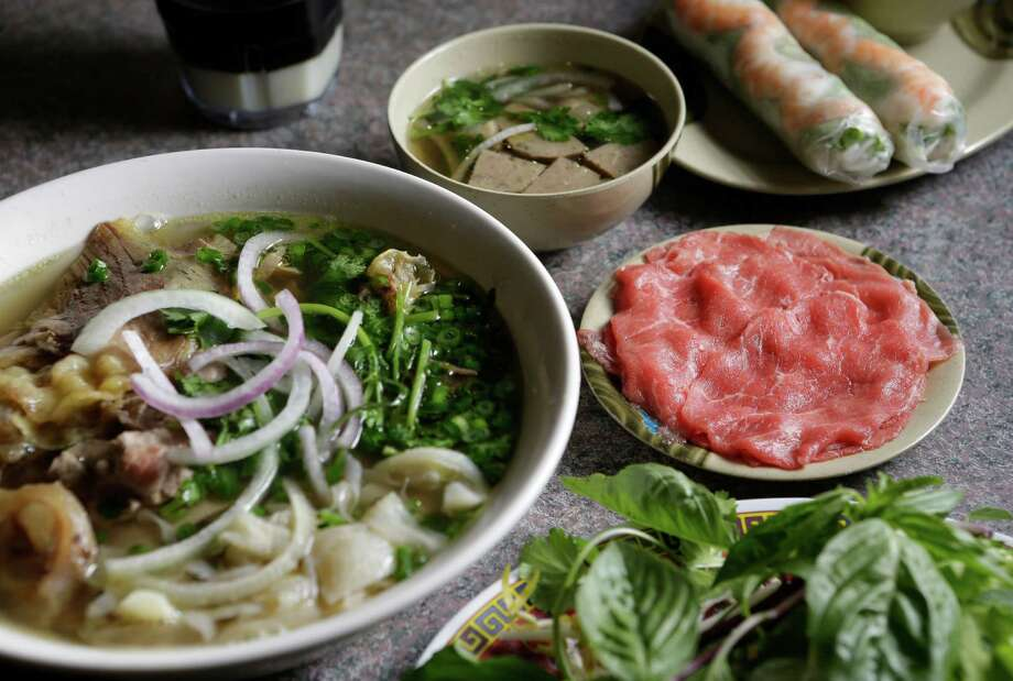 Pho Saigon is moving south.>>>See other great restaurants in Pearland and the Bay Area. Photo: Melissa Phillip, Staff / © 2016 Houston Chronicle