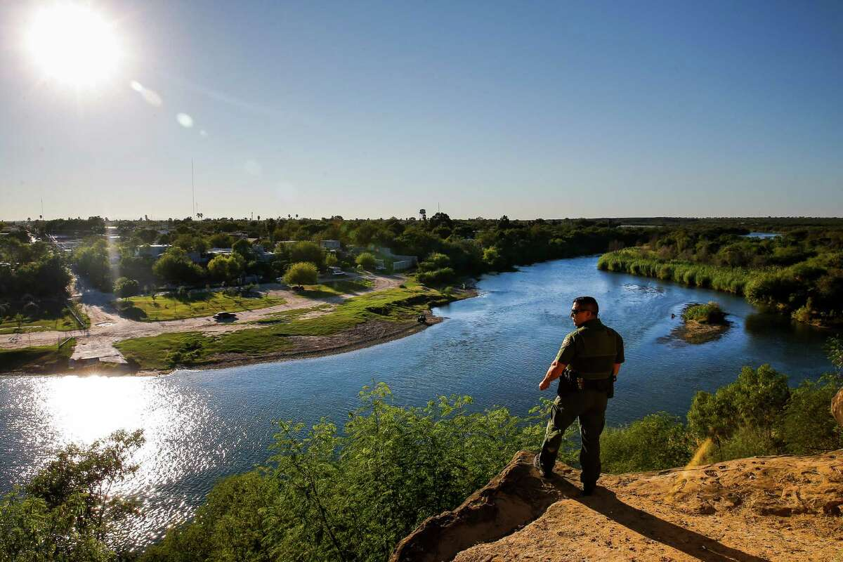 Border Patrol agent Isaac Villegas soon could have a different view of the Rio Grande into Mexico.
