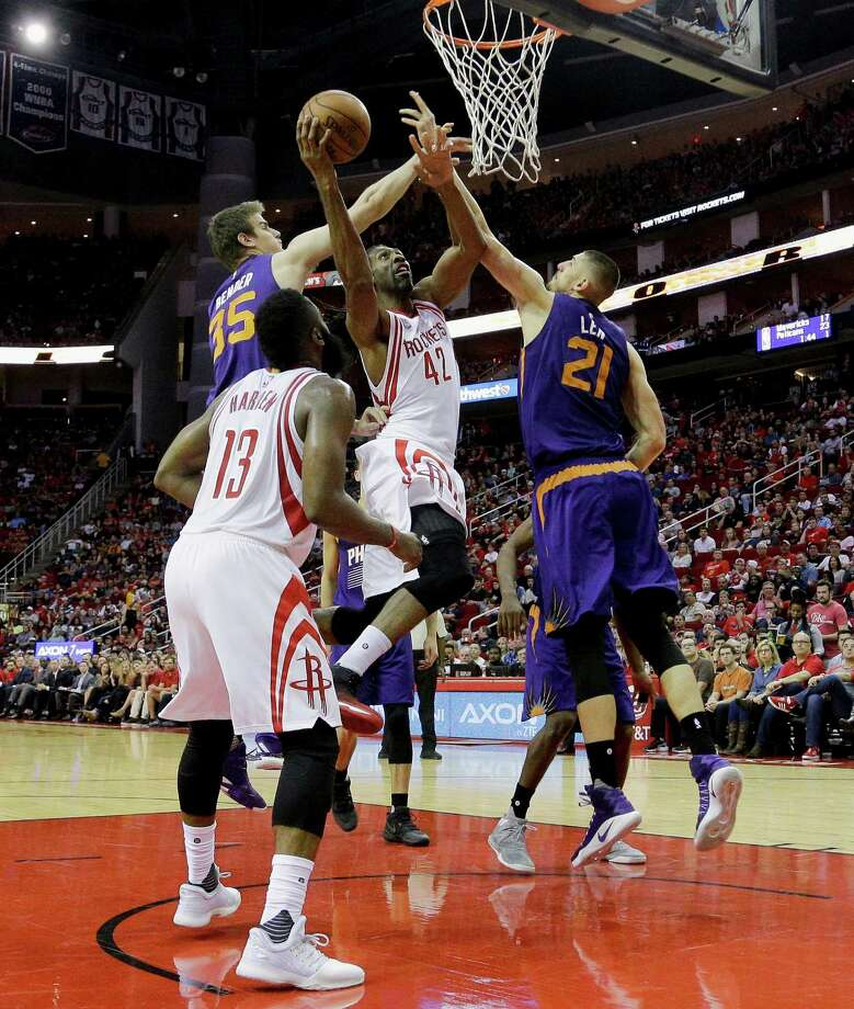 Scouting Report: Rockets Vs. Suns