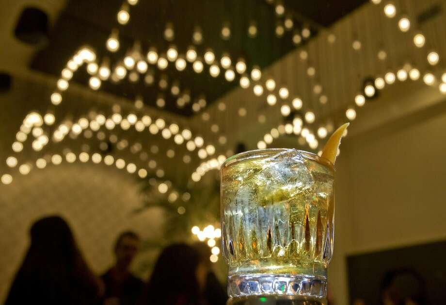 The Lady Islay cocktail at the Miranda in Oakland. Photo: Carlos Avila Gonzalez, The Chronicle