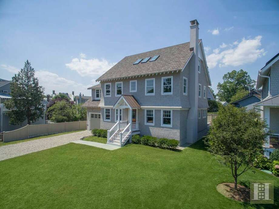 11 Juniper Rd, Norwalk, CT 06853  5 beds 4.5 baths 4,640 sqft  Features: Located in the in Rowayton Beach Association, walking distance to beach, Scandinavian stone and mahogy countertops View full listing on Zillow Photo: Zillow