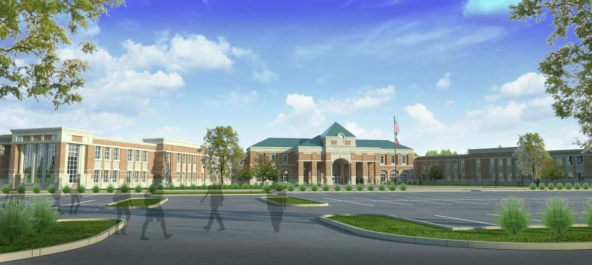 """As Klein Independent School District works to design and build its new high school, Klein Cain High School, technology has been a key focus. """"Klein Cain High School will be a 1:1 campus when it opens in August of 2017,"""" said Klein Cain principal Nicole Patin said. """"The campus will be very technology driven."""""""