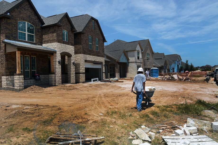 Residential growth is expanding in the Tomball community of Wildwood at Northpointe. Across northwest Houston, business growth and mobility improvements have brought a population boom to the region. Photo: Jerry Baker, Freelance