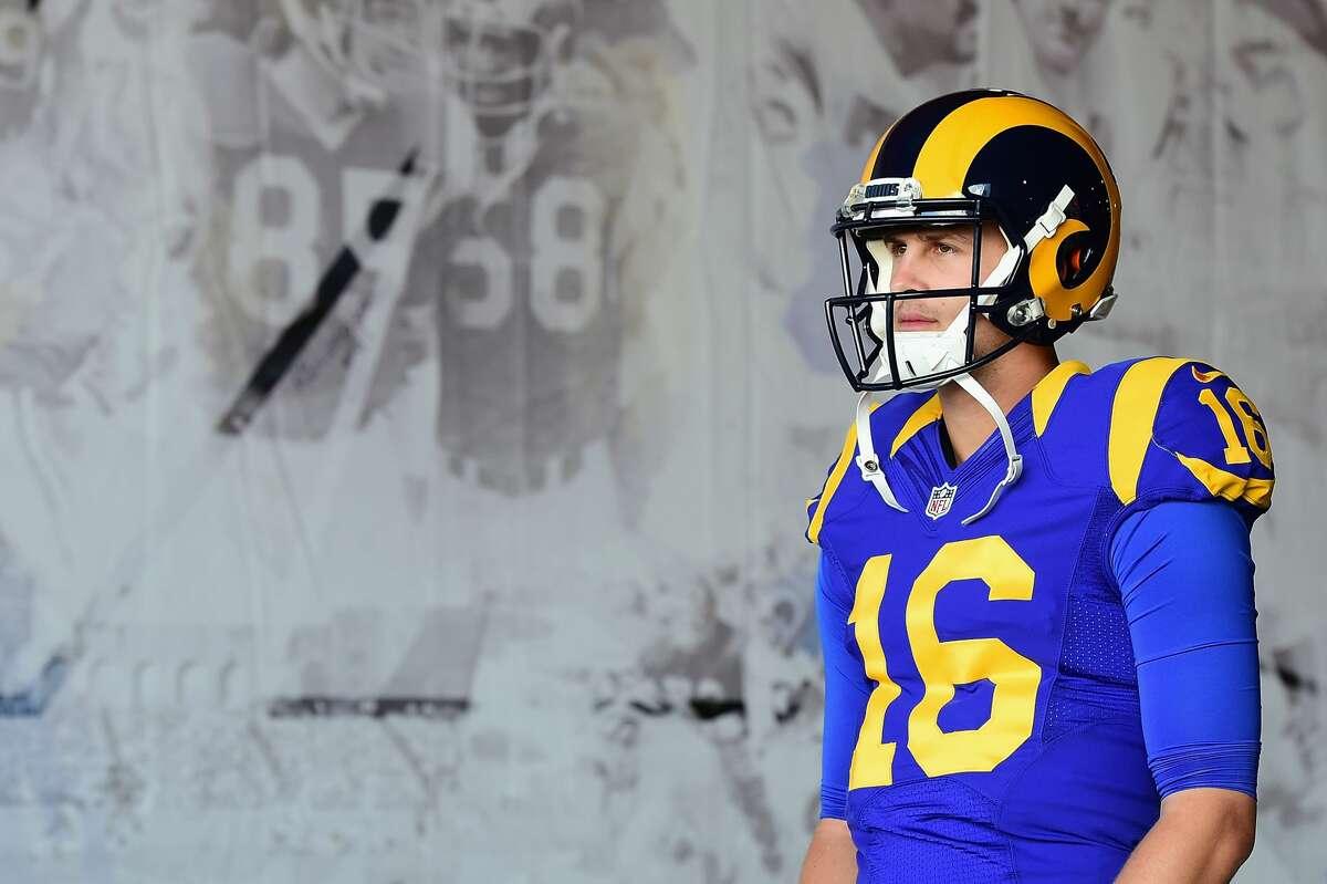 32(Last week: 30): Los Angeles Rams (4-11)