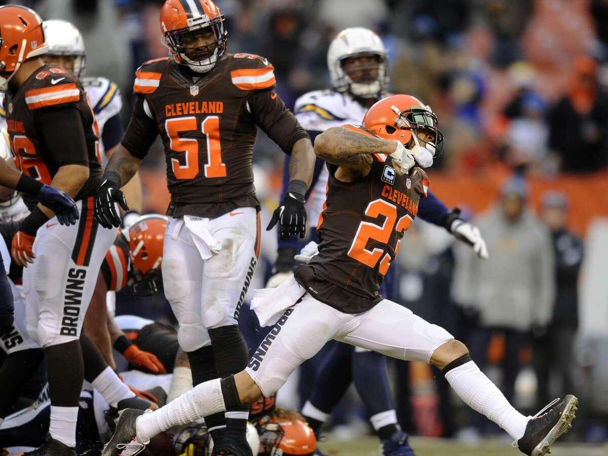30(Last week: 32): Cleveland Browns (1-14)