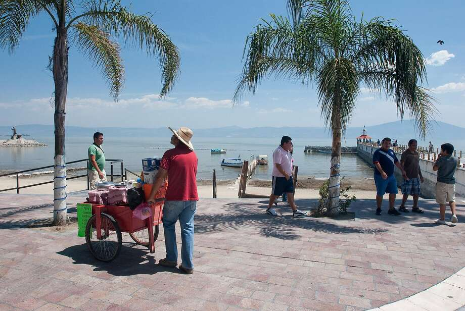 Just under 400,000 American retirees are now living abroad, according to the Social Security Administration, in such places as Ajijic, a town on Lake Chapala, Mexico. Photo: Keith Dannemiller