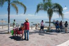 The rise in drug-related violence in Chapala and Ajijic, Jalisco, Mexico is of growing concern to Canadian and American ex-pat residents who call the lakeside communities home. Scene on the boardwalk beside Lake Chapala.