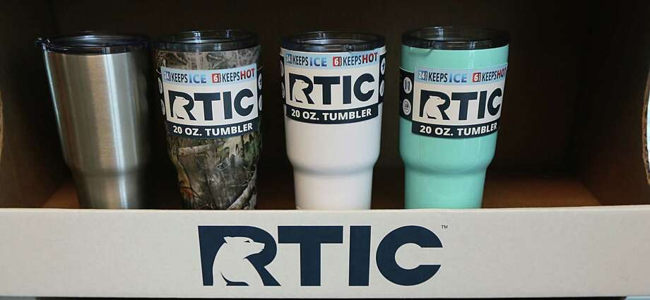 Rtic has agreed to redesign its drinkware and other items in a settlement of lawsuits by Yeti alleging  various  forms of infringement  and unfair competition. Photo: James Nielsen, Staff / © 2016  Houston Chronicle