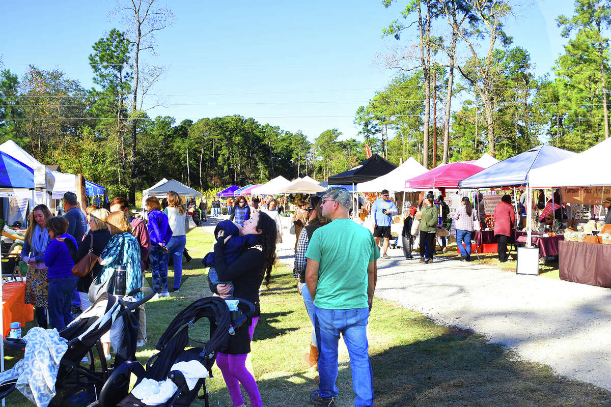 The Farmer's Market on Tamina is open every Saturday year-round from 9 a.m. to 1 p.m. with 50 local vendors.
