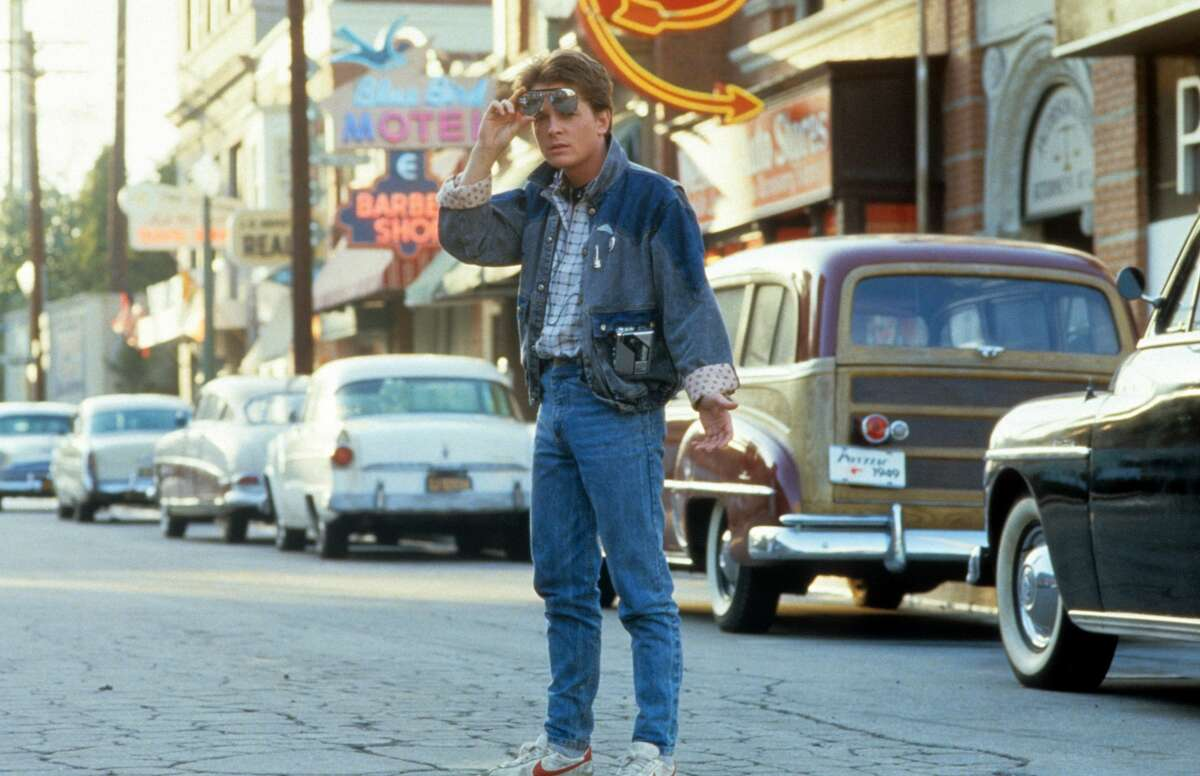 Back to the Future (1985) | Back to the Future Part II (1989) | Back to the Future Part III (1990) Available on Netflix Sept. 1
