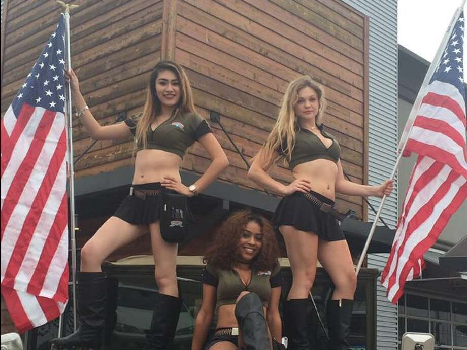 The military-themed sports bar and restaurant chain Bombshells is  preparing to expand from four locations in Texas to up to 100  restaurants across the country in the next five years, the New York Post reported on Tuesday.  Photo: Bombshells