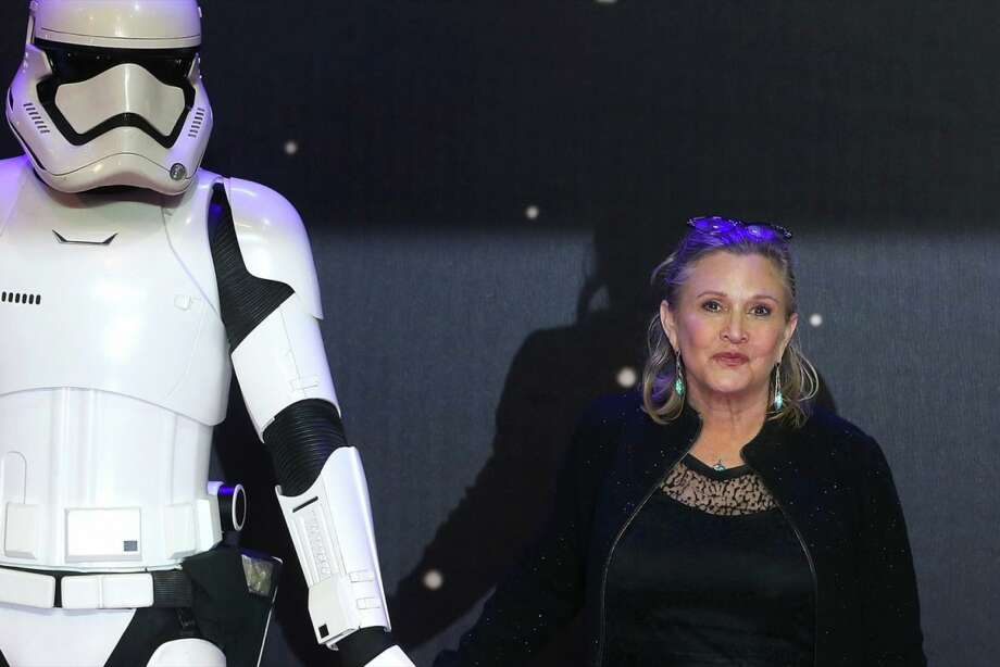Carrie Fisher S Most Hilarious And Inspiring Quotes Houston Chronicle