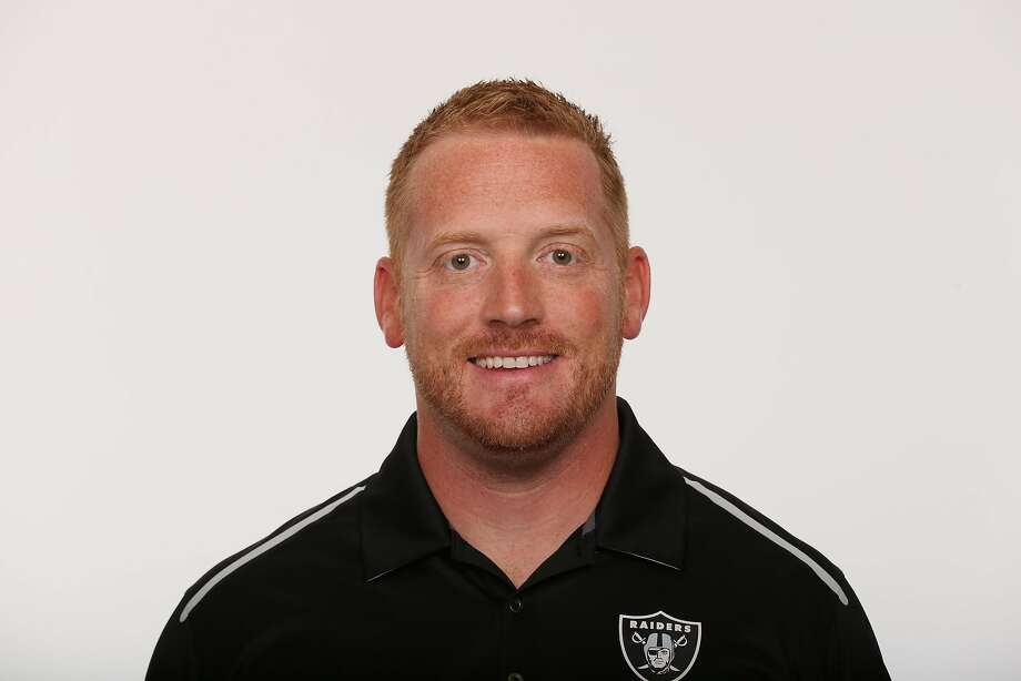 This is a photo of Todd Downing of the Oakland Raiders NFL football team. This image reflects the Oakland Raiders active roster as of Thursday, June 23, 2016. (AP Photo) Photo: AP