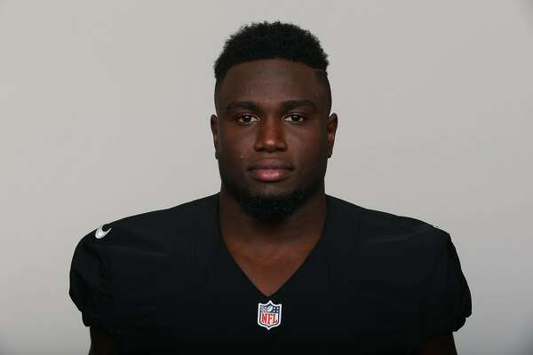 This is a 2016 photo of Karl Joseph of the Oakland Raiders NFL football team. This image reflects the Oakland Raiders active roster as of Monday, May 9, 2016 when this image was taken. (AP Photo)