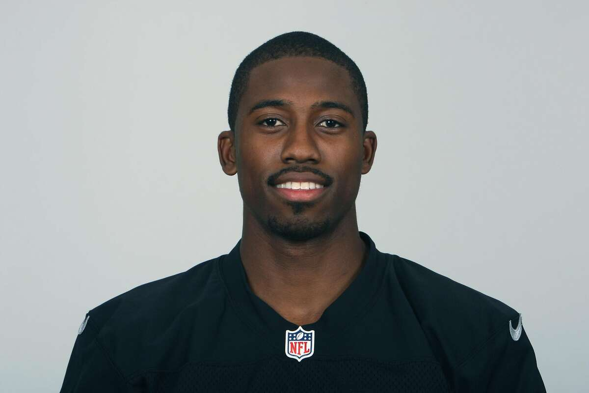 This is a 2012 photo of Marquette King of the Oakland Raiders NFL football team. This image reflects the Oakland Raiders active roster as of Thursday, May 10, 2012 when this image was taken. (AP Photo)