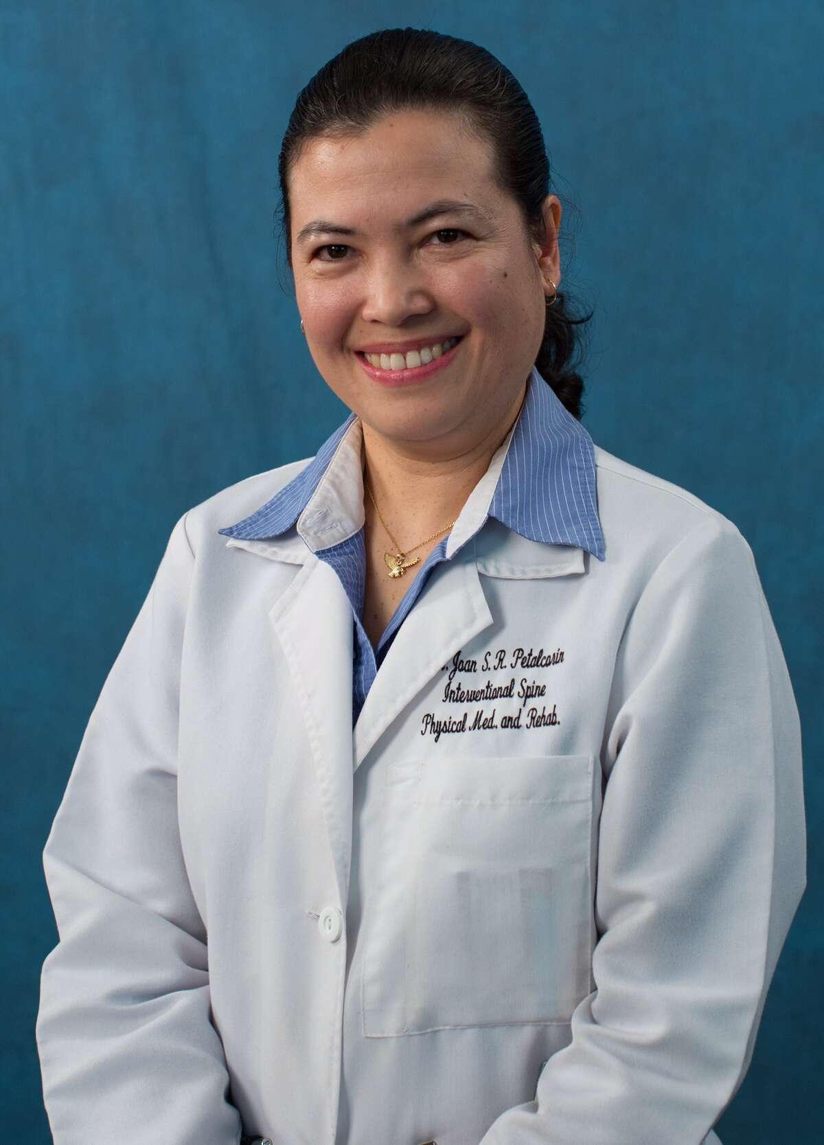 Dr. Joan Petalcorin, Midland Health