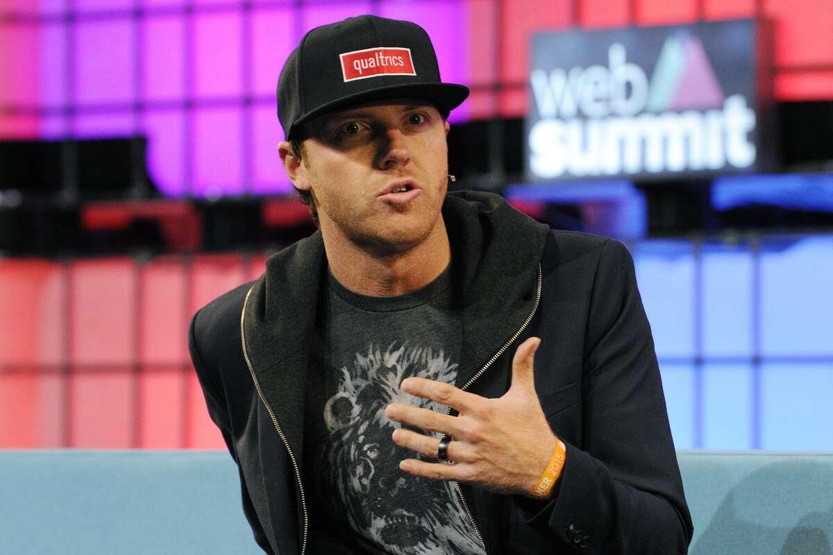 37. Ryan Smith, founder of Qualtrics Age:38 Based:Provo, Utah Net worth:$300 million