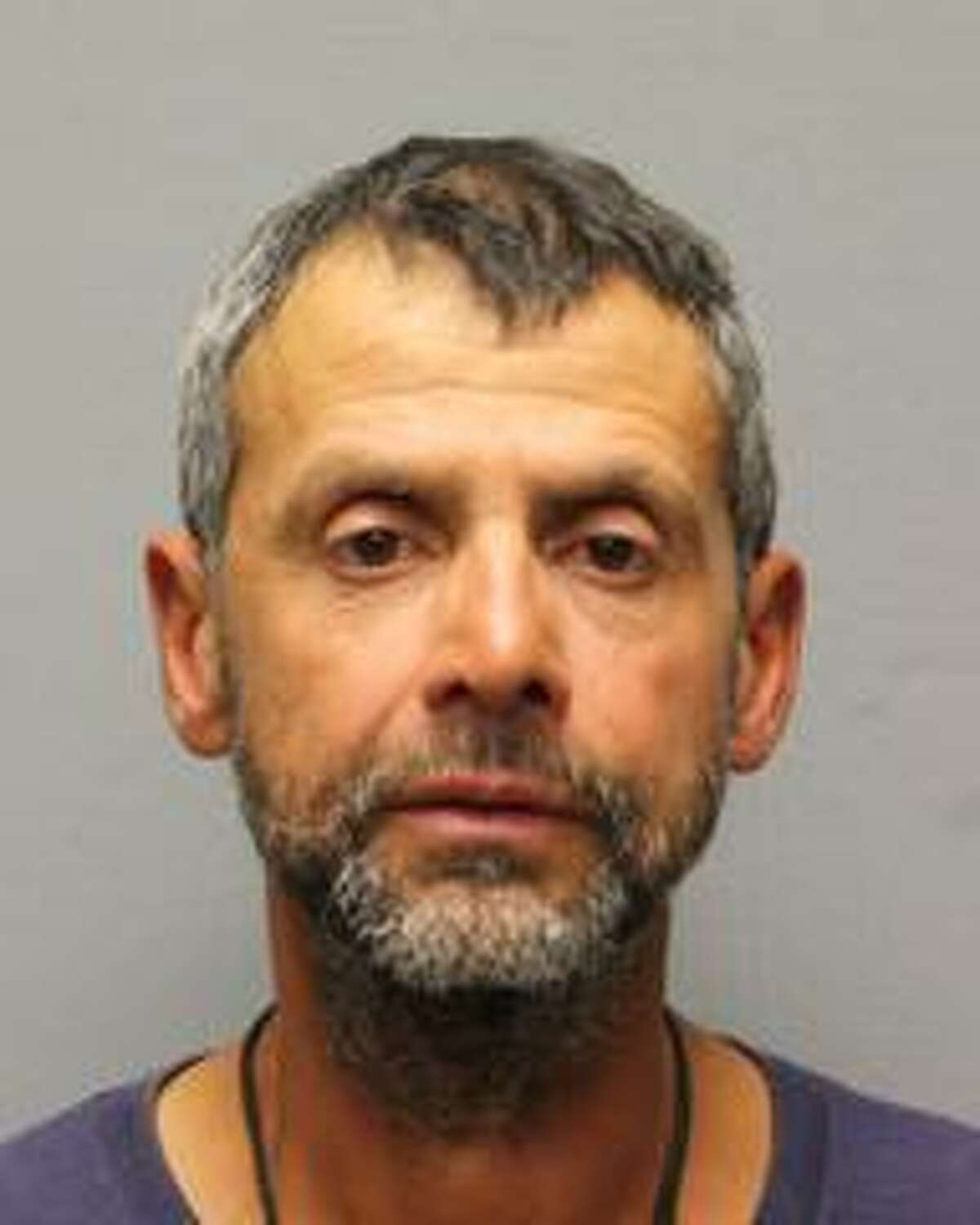 Luis Alaniz, 53, is accused of murdering a man in a fatal stabbing on Christmas Day. Anyone with information about the death of Edwin Roman-Lozada is encouraged to contact Crime Stoppers of Houston at 713-222-TIPS.