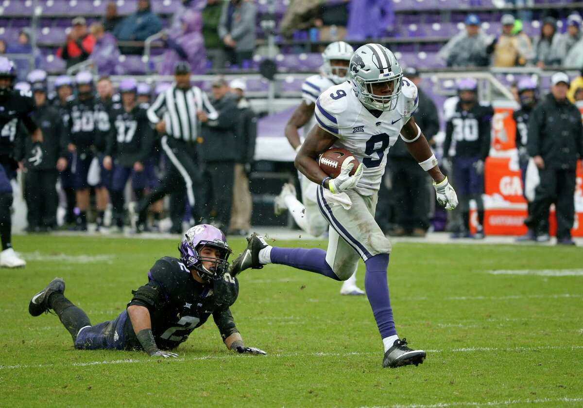 BIG MO Momentum is on Kansas State's side, if there is such a thing after a month off from game action. The Wildcats won five of their last six games to close out the regular season, including shellackings of Baylor (42-21) and TCU (30-6) in Waco and Fort Worth, respectively. The Aggies lost their last four SEC games after winning their first four, and only nonconference victories over New Mexico State and Texas-San Antonio in October and November kept A&M's record from looking worse by the end of the regular season.