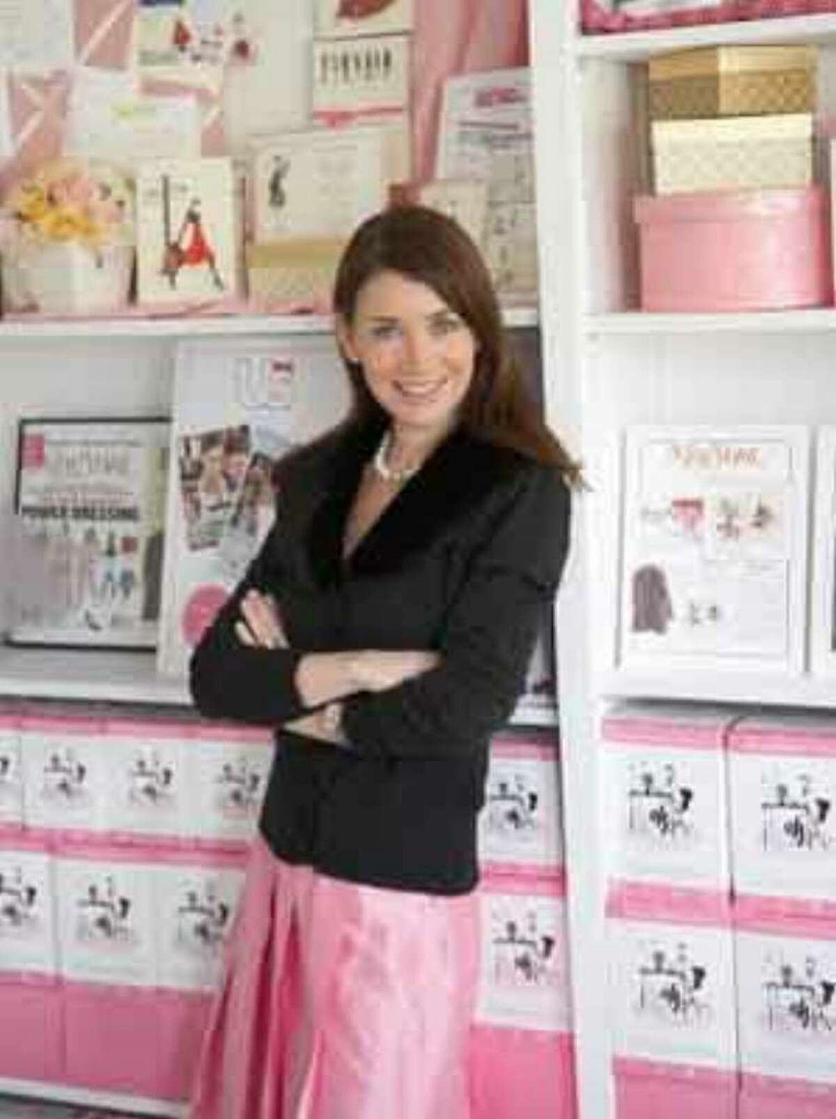 Westport resident Bonnie Marcus, founder of the Bonnie Marcus Collection, will receive EWN's 2010 Entrepreneur of the Year Award at the organization's June 7 event in Norwalk.