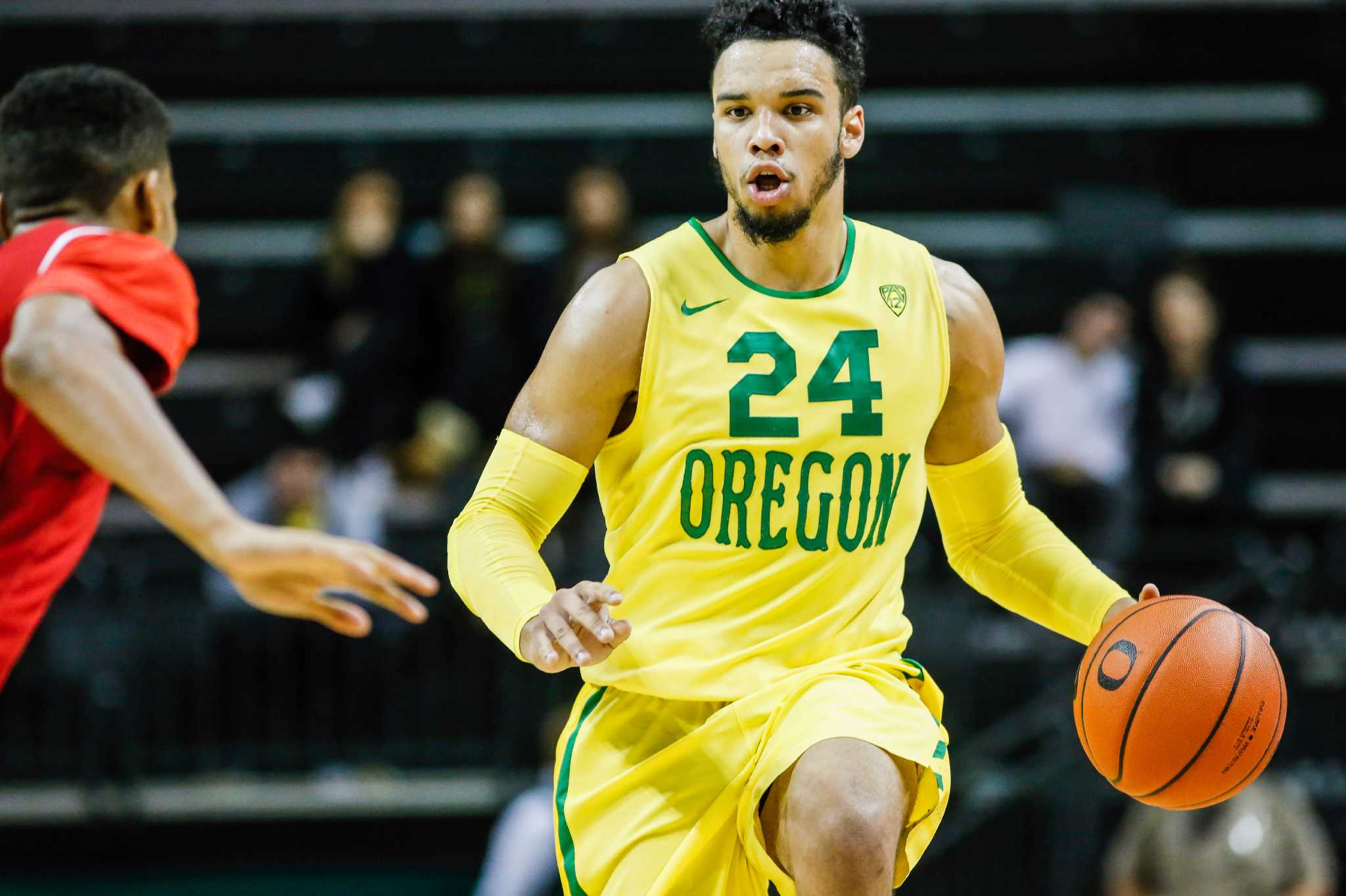 ankle oregons dillon brooks - HD 2048×1365
